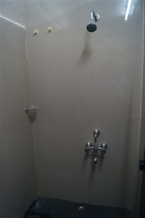 Boy's shower